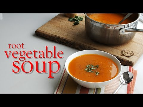 Slimming World Root Vegetable Soup - FREE