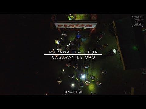 Mapawa Trail Run Race Coverage 4K
