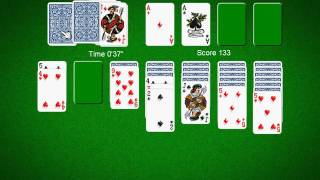 Solitaire City v1.52s (Windows game 2000)