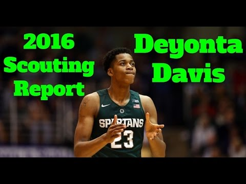 Deyonta Davis - 2016 Video Scouting Report
