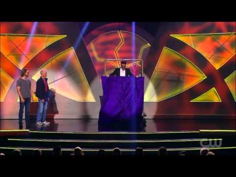 Ed Alonzo Costume Cart Illusion