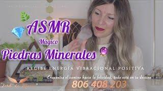 Baixar ASMR PIEDRAS MINERALES MÁGICAS   Tarot de María 🔮🌿✨🕯
