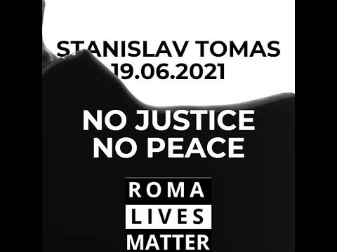 Im Zoom. Die letzten Sekunden im Leben von Stanislav Tomas, gestorben an Polizeigewalt gegen Roma.