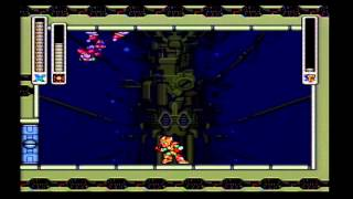 GameSharks: Mega Man X2 (SNES) Part 6 Senseless Violins!