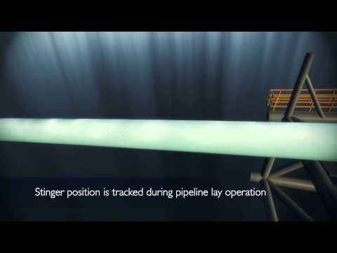 Marine Construction Surveys: Touchdown Monitoring