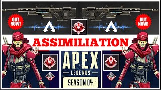 Season 4 Assimilation Revenant Gameplay / 42k Elims / New Update Live Gameplay