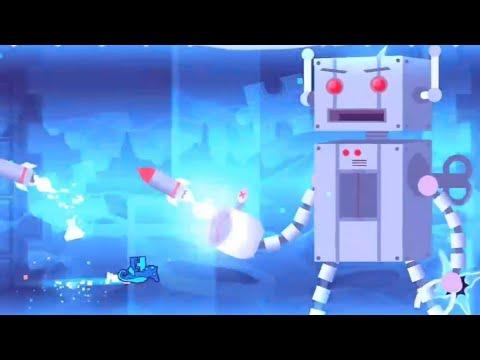 BOSSFIGHT | Geometry Dash 2.11 : RobToy - AGS9596 (Robot Bossfight)