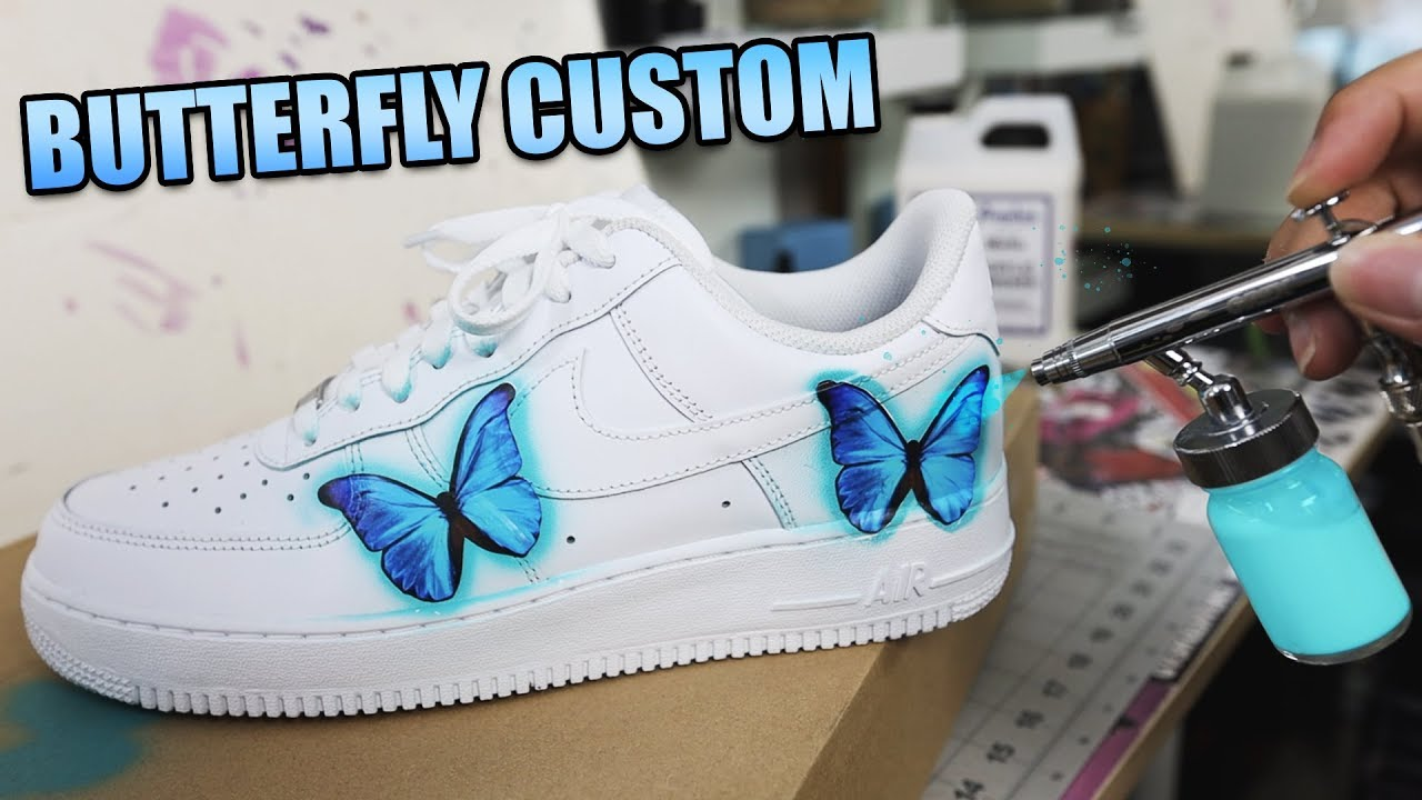 air force 1 custom donna