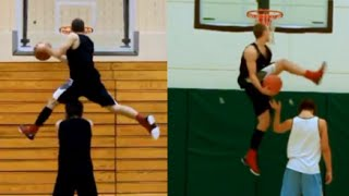 Jordan kilganon - best dunker ever! - crazy dunks (mix)