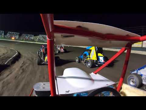 Port City Raceway 8-03-19 Masters A-Feature - ROB