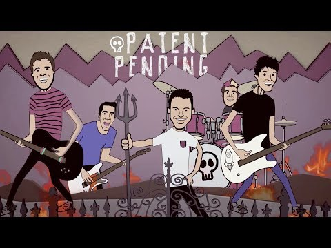 Patent Pending - The Whiskey, The Liar, The Thief! (Official Lyric Video)