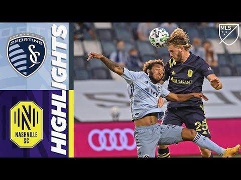 Kansas City Nashville SC Goals And Highlights