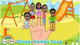 The Finger Family Song | Nursery Rhymes by Juma Kids