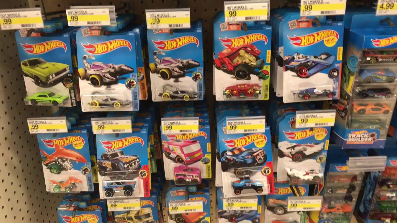 Hot Wheels Ism Toys R Us And Target Youtube