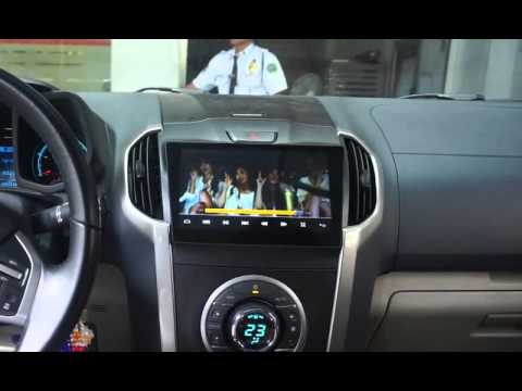 Growl Audio Android OEM Head Unit for Chevrolet Colorado ...