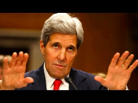 John Kerry Offers Purely Symbolic Gesture On Climate Change - The Ring Of Fire