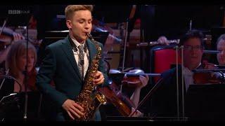 Creston Saxophone Concerto op. 26 - Rob Burton, saxophone - City of Birmingham Symphony Orchestra
