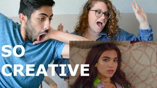 DUA LIPA NEW RULES (REACTION)
