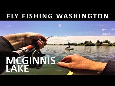 Fly Fishing Washington State: McGinnis Lake June - Trailer For Full Show On Amazon Video Season 14
