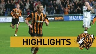 Hull City 2 Derby County 1 | Match Highlights | 22nd October 2005