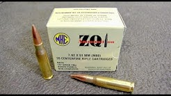 ZQI Ammo 7.62x51 (.308) Walmart Garbage ? - Two Gun Test