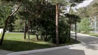 видео Отели, санатории Борового, Казахстан