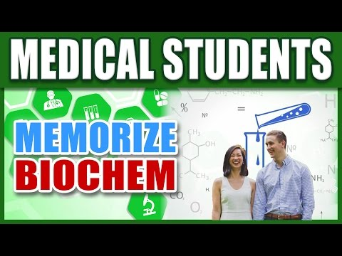 🔥How to Memorize BioChemistry Terms w/ Medical Students | Memory Techniques - Biology Terminology