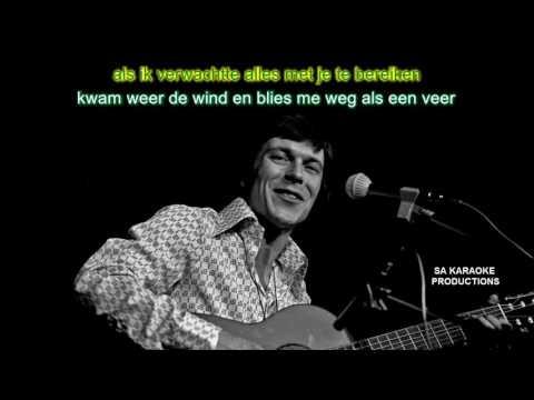 """Karaoke HD """"Als de dag van toen"""" (Reinhard Mey)"""