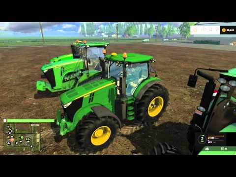 Hello America map states v8 Farming Simulator 2015 #09