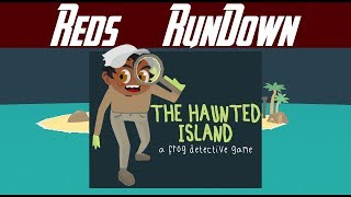 The Haunted Island, a Frog Detective Game Play Through