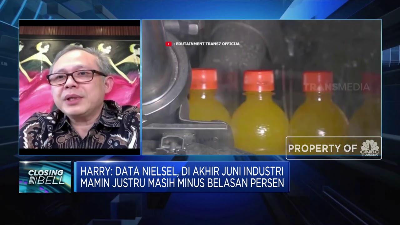 KINO: Kinerja Industri Mamin Q3-2020 Belum Naik Signifikan