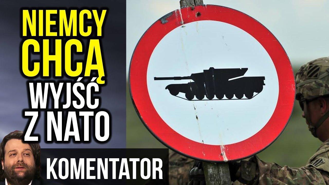 Niemcy Wyjdą z NATO! – Stworzą nowy sojusz? Przeciw Polsce?
