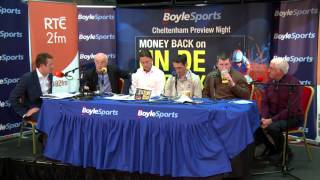 Triumph Hurdle - BoyleSports Cheltenham 2015 Preview - Davy Russell, Gordon Elliot, Ted Walsh