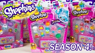 Shopkins SEASON 4 PETKINS Giant Opening LIMITED EDITION & ULTRA RARE HUNT