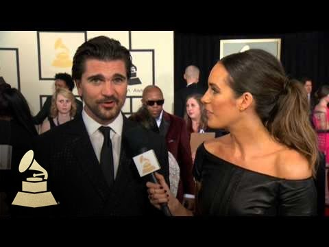 Juanes On Performing A Spanish Song At The GRAMMYs | GRAMMYs