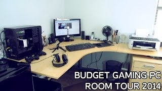 Jerry Neutron's Setup Tour 2014 - Budget Gaming Pc - What Do You Think?!
