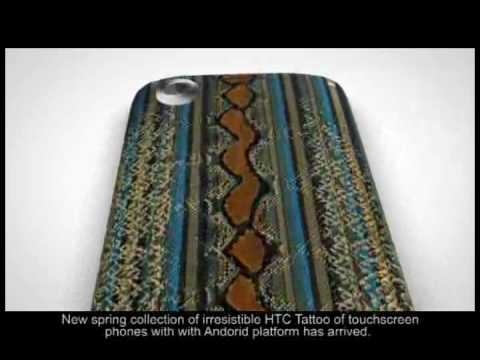 HTC Tattoo - Dodir stila