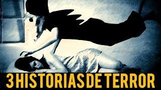 3 HISTORIAS DE TERROR XV (RELATOS DE HORROR)