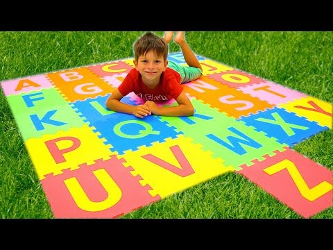 ABC Phonics Song   Learn Letters with Nursery Rhymes & Kids Songs