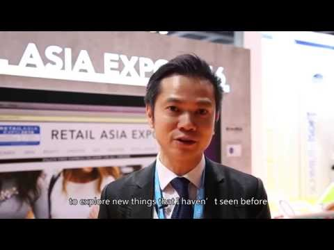 Retail Technology - Retail Asia Expo 2016