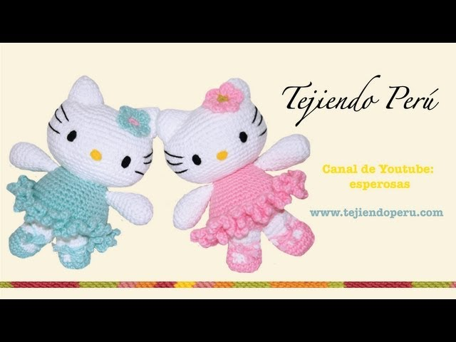 Crochet Hello Kitty amigurumi free pattern – Free Amigurumi Patterns | 480x640