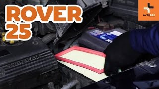 ROVER car repair video
