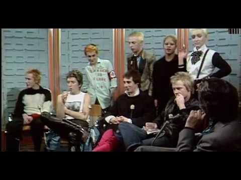Sex Pistols - Bill Grundy Interview