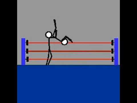 Stickman Wrestling
