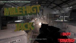 Call of Duty:Modern Warfare 3:Duty strategy in milehigt jack