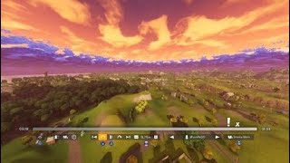 A hacker ME TUE IN PLEINE VIDEO ON FORTNITE BATTLE ROYALE!!!!