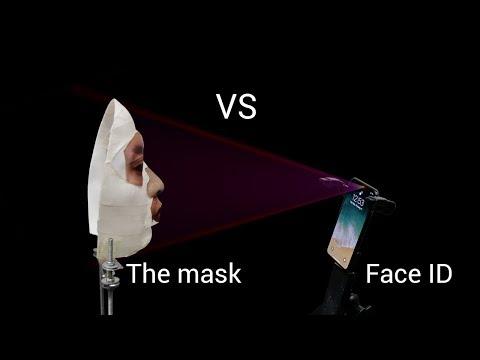 0 - Teilweise 3D-gedruckte Maske überlistet Gesichtserkennung des iPhone X