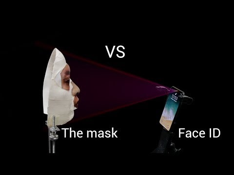 How Bkav Tricked Iphone X's Face Id With A Mask