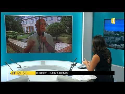 Interview de Monseigneur G. Aubry sur la question de la femme diacre