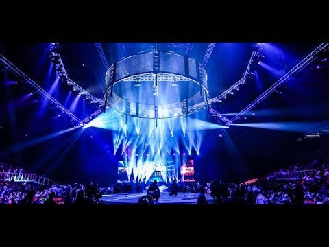 Bellator Unleashes Flying Cage in the US